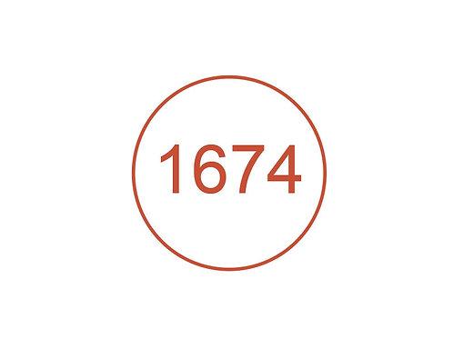 Número 1674
