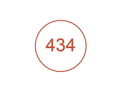 Número 434