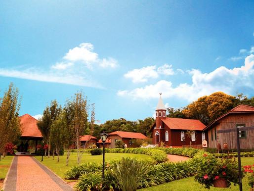 Parque Histórico terá entrada gratuita entre os dias 18 e 21 de maio