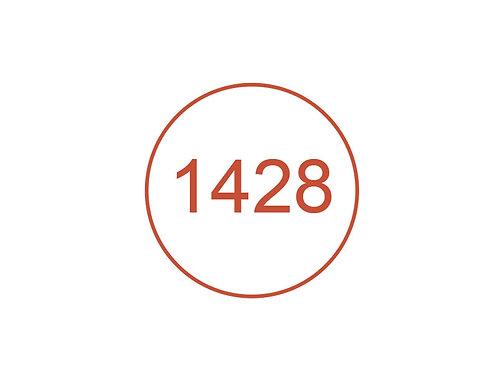 Número 1428