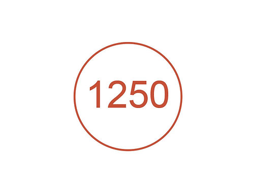 Número 1250