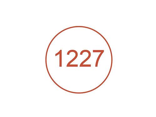 Número 1227