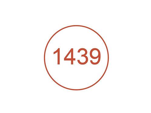 Número 1439