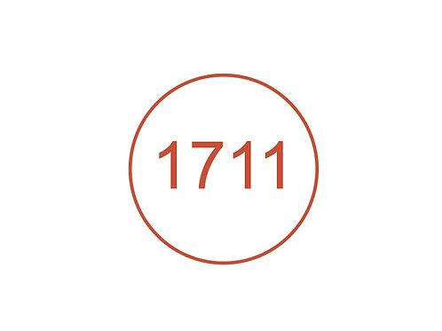 Número 1711