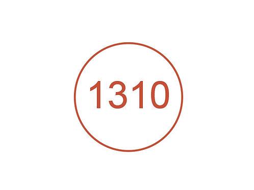 Número 1310