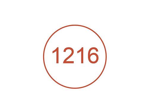 Número 1216