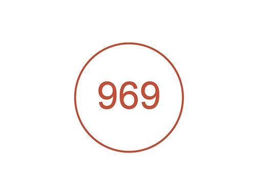 Número 969