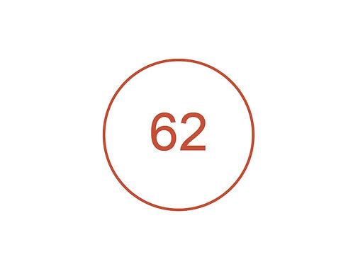 Número 62