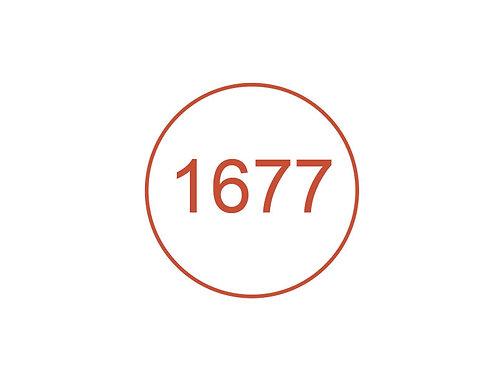 Número 1677