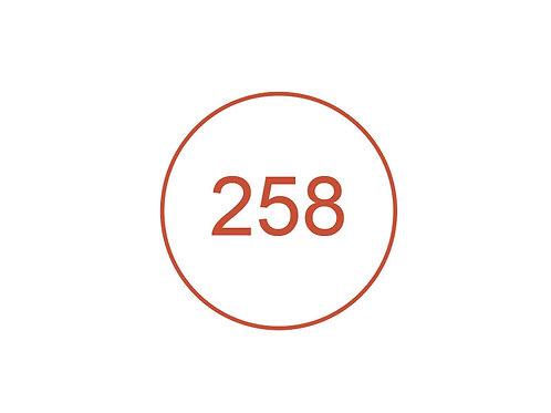 Número 258