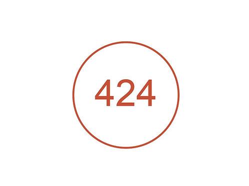 Número 424
