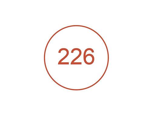 Número 226