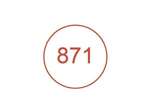 Número 871