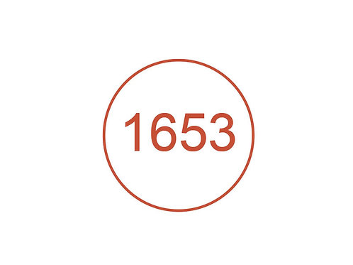 Número 1653