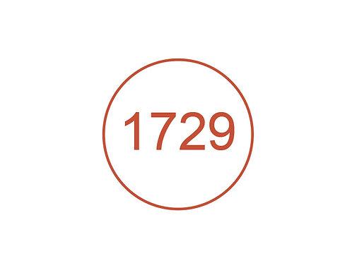 Número 1729