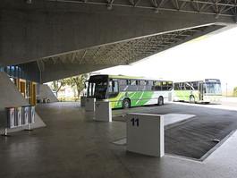 Convention comemora reabertura da rodoviária e retorno dos voos no aeroporto Sant'ana