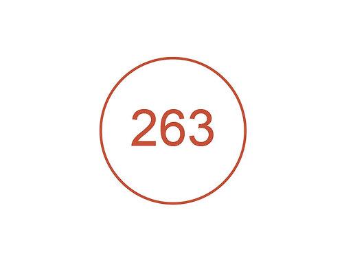 Número 263