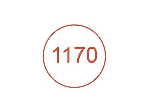 Número 1170