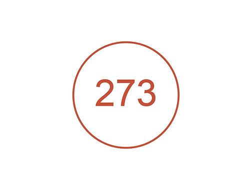 Número 273
