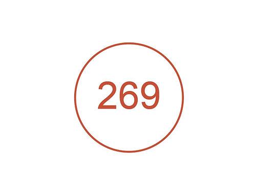 Número 269