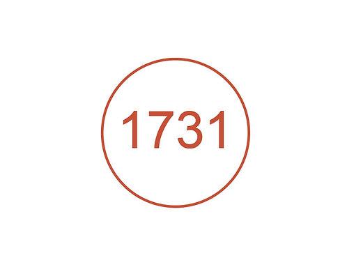 Número 1731