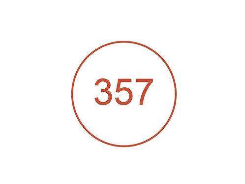 Número 357