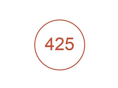 Número 425