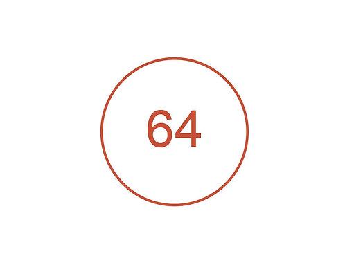 Número 64