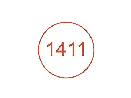 Número 1411