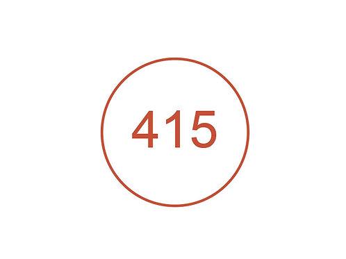 Número 415