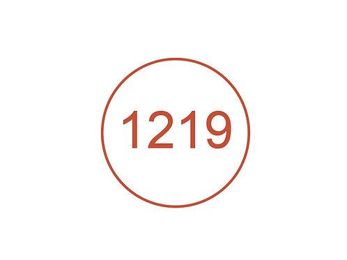 Número 1219