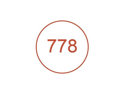 Número 778