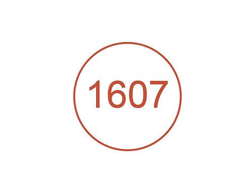 Número 1607