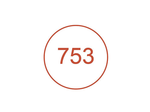 Número 753