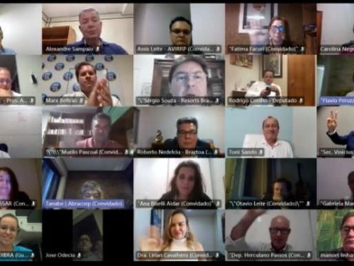 FBHA discute ações em prol do setor durante a pandemia
