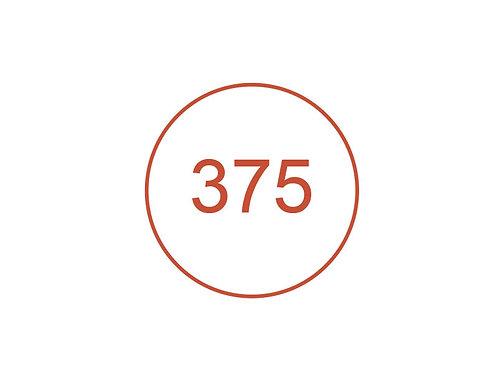 Número 375
