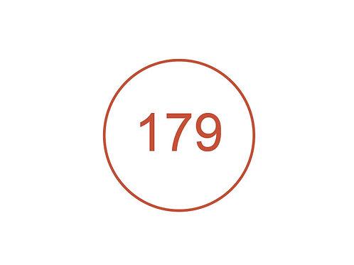 Número 179