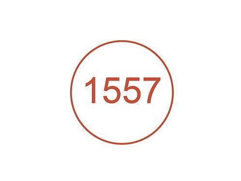 Número 1557