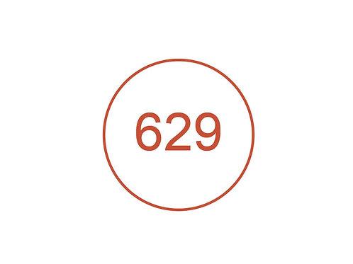 Número 629