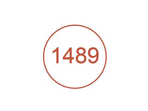 Número 1489