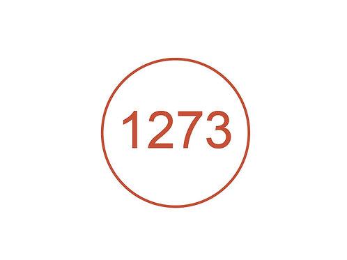 Número 1273