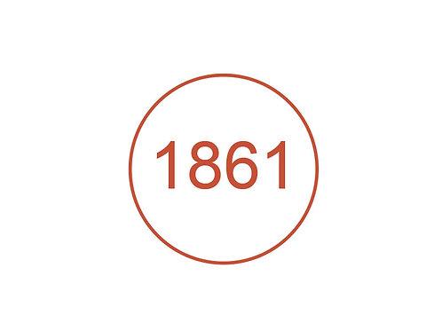 Número 1861