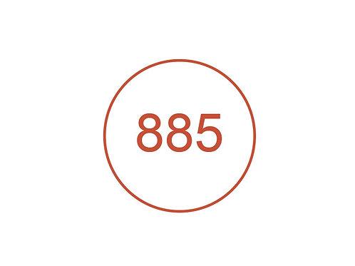 Número 885