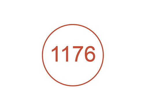Número 1176