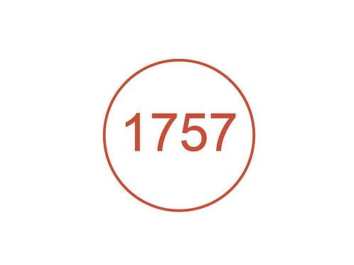Número 1757