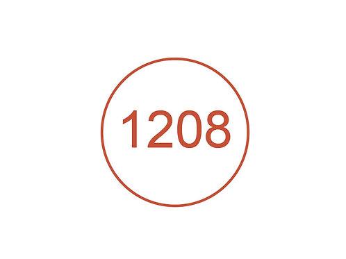 Número 1208