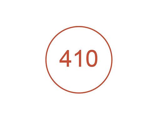 Número 410