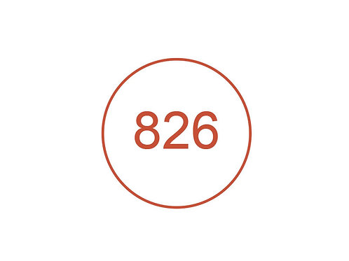 Número 826