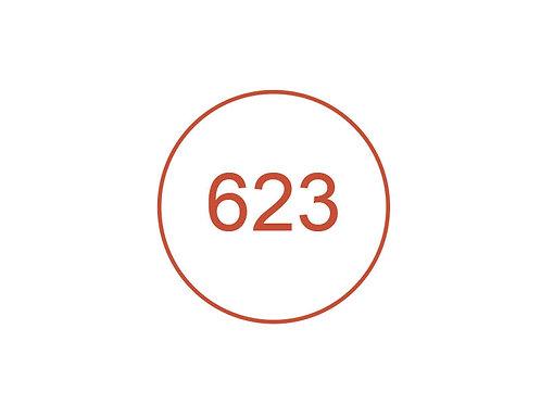 Número 623