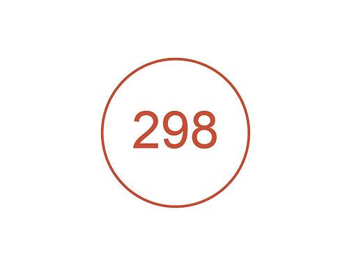 Número 298